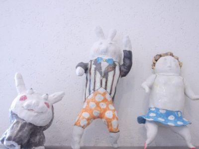 【カフェ風姿にて】『吉川千香子展』2/4(土)-22(水)