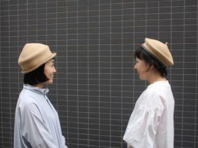 【北千住店にて】7/14(土)より『夏の帽子JURI展』