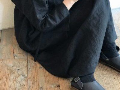 【北千住店にて】4/25(木)より『おとなのリネン服とサボ』
