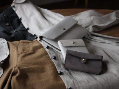 【柏本店にて】10/26(土)より『 daskaの服とsafujiの財布 』