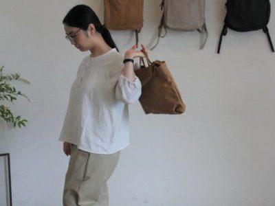 【北千住店にて】7/8(水)より『 日常に手放せない服とバッグ 』